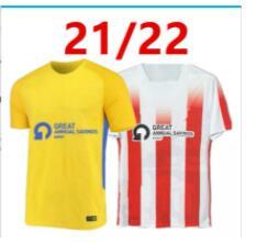 Футболки для игры в футбол sunderland 22, высококачественные футболки для отправки, летние футболки, дышащие футболки