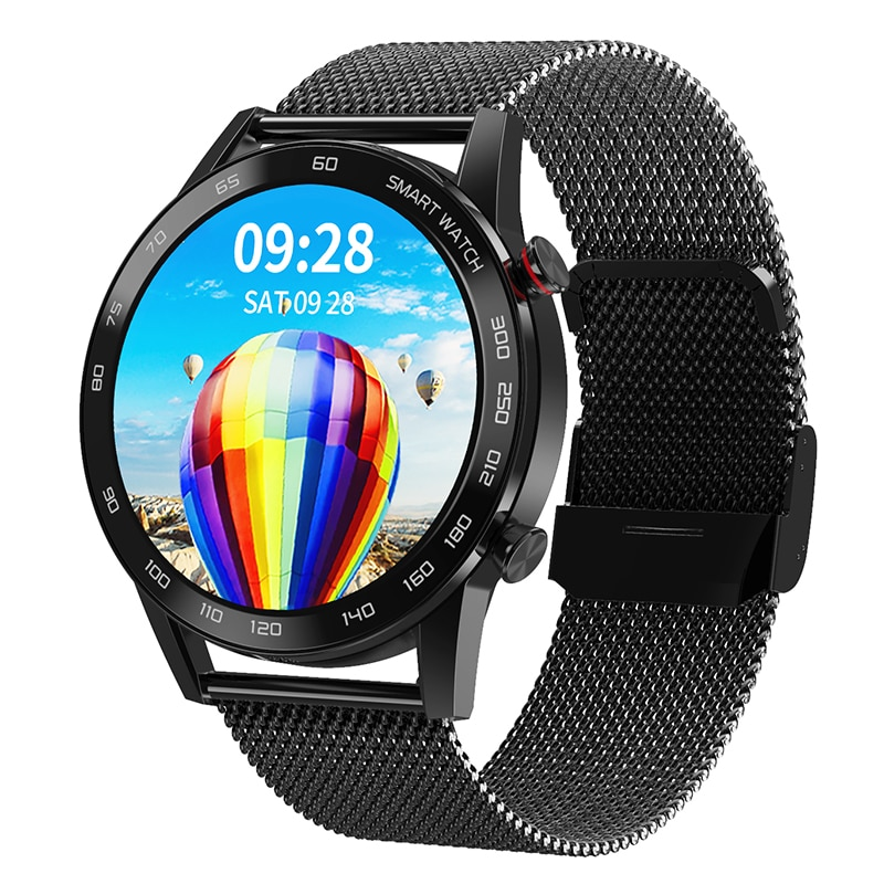 CHYCET 2021 Men Smartwatch Women ECG PPG Smart Watch Android Bluetooth Call IP68 WaterproofFor Huawei Xiaomi Android IOS