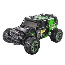 9204E RC Car 1/10 4WD 2.4G 35KM/H High Speed RC Car Remote Control Truck Toys Desert Crawler Car Vehicle Green