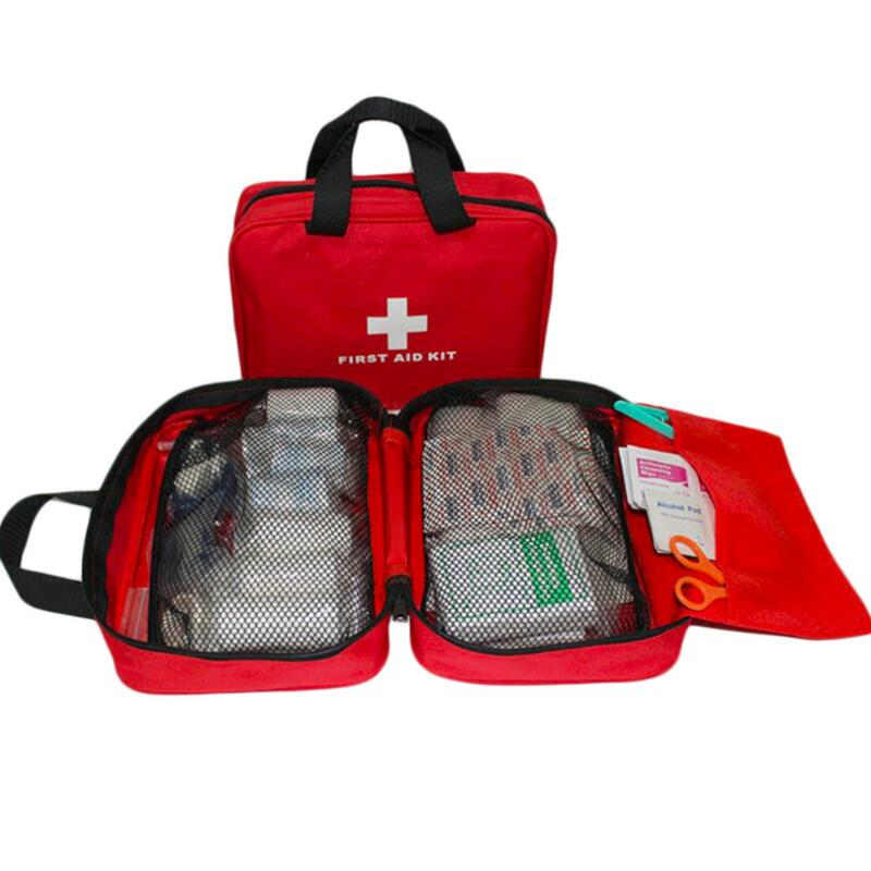 AliExpress - First Aid Kit Bag Emergency Kit Outdoor Home Medical Survival Empty Bag Multifunction Medical Hand Bag For Camping Travel