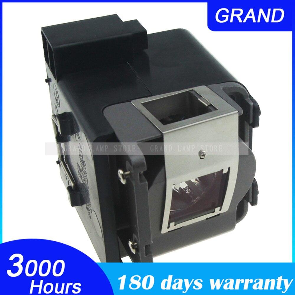 MS510 / MX511 / MW512 /EP4127C/EP4227C/EP4328C замена лампы для проектора Benq 5J.J3S05.001 проекторы с Корпус HAPPY БАТЭ