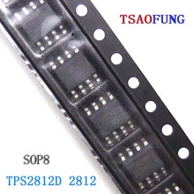 5Pieces TPS2812D 2812 SOP8 Integrated Circuits Electronic Components
