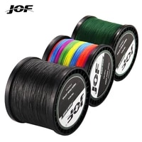 jof pe braided fishing line 1000m 500m 300m 100m 8 strands multifilament fishing line carp fishing wire 20 100lb
