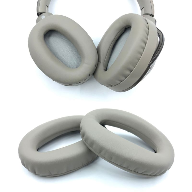 Replacement Ear Pads Ear Cushion For SONY MDR-1000X MDR 1000X WH-1000XM2 Headphones Soft Protein Leather Earpads enlarge