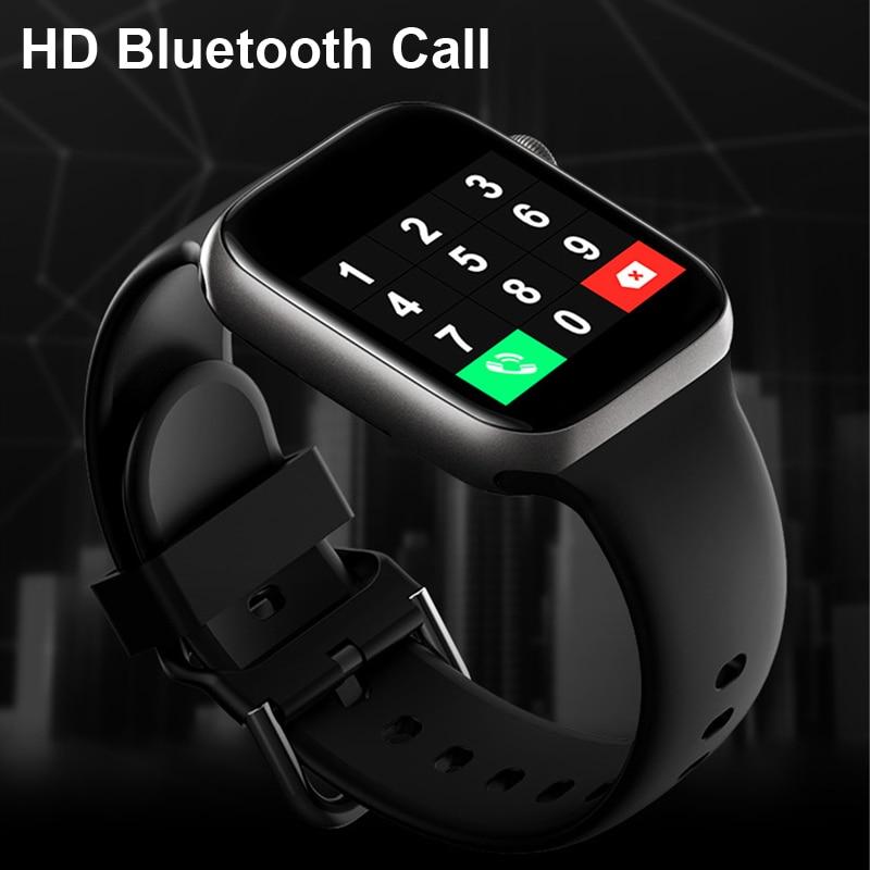 Smart Watch Men Smartwatch Women Bluetooth Call Watch Waterproof Fitness Tracker Music Control 2020 For Iphone Xiaomi Huawei IWO
