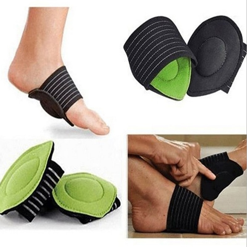For Sports Cushioned insole with Relief Achy Pain Function Comfortable Cotton+Cloth Insoles for Shoe