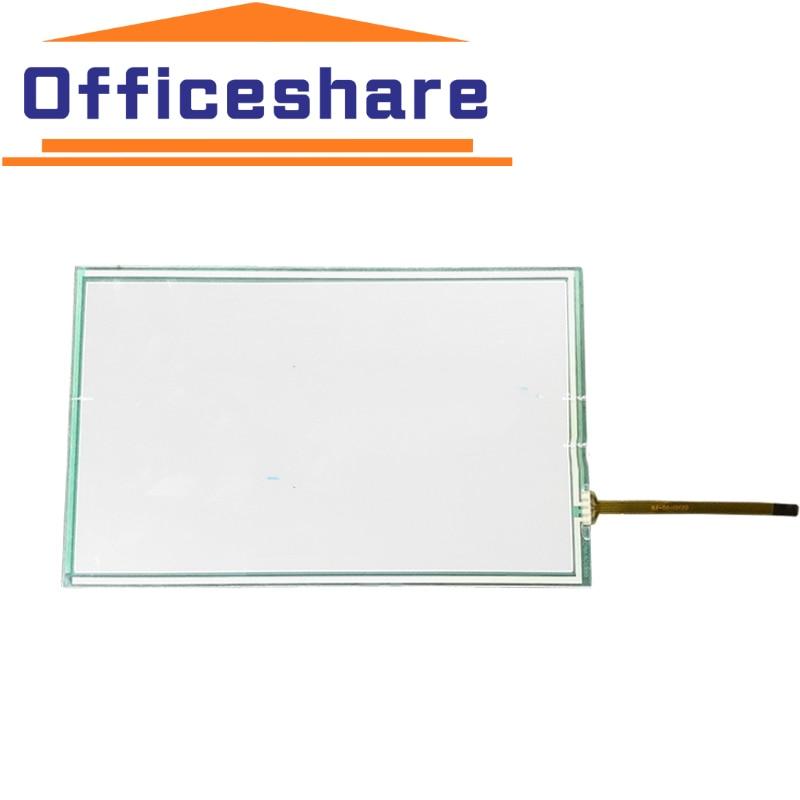 1 pçs tela sensível ao toque para konica minolta bizhub c203 c253 c353 c353p c451 c550 c650 lcd tela de toque