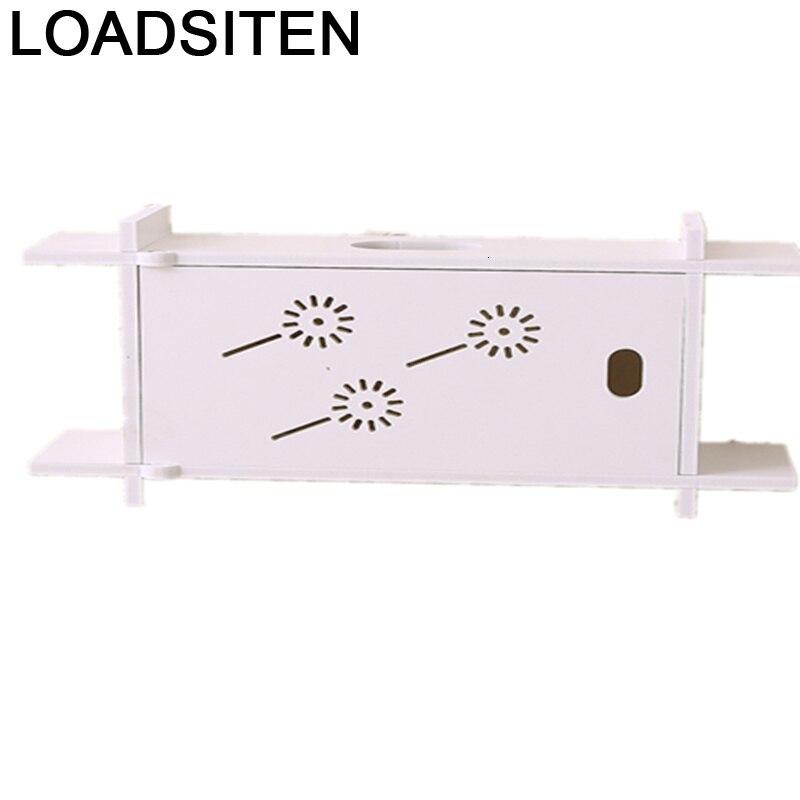Pequeño De Madera Boite TV Set-top Rangement Caja organizador De Almacenamiento Caixa Organizadora Caja De Almacenamiento