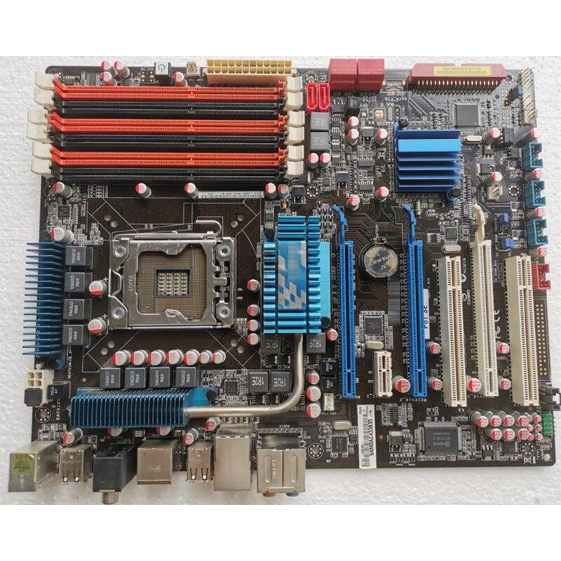 Toma de placa base de escritorio para ASUS P6T SE, 1366 LGA...