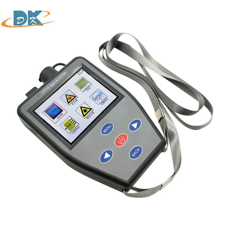 FTTH S310N Active Fiber OTDR Handheld Mini with Optical Power Meter Stable light source VFL Multifunction S310N tester