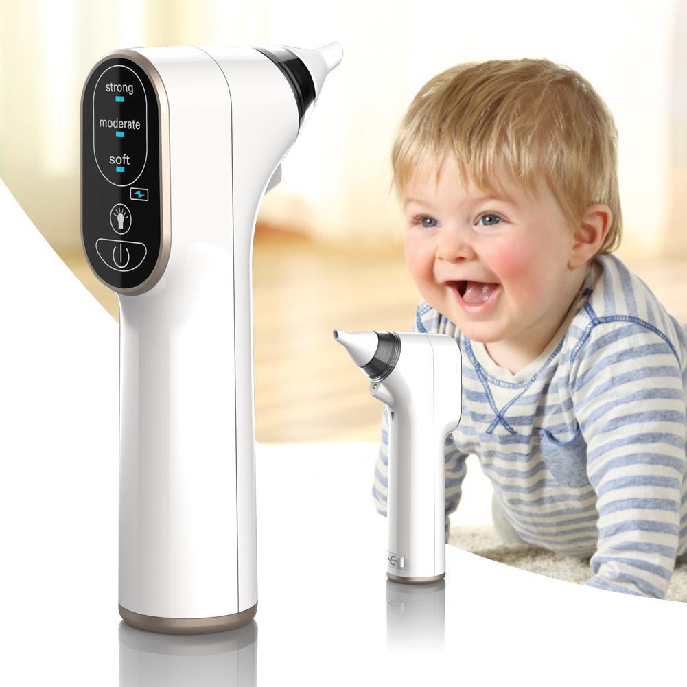 ترقية نسخة الأنف مكنسة كهربائية للطفل منظف الأنف الكهربائية مقاوم للماء جهاز شفط الأنف الأنف الشافطة الشم