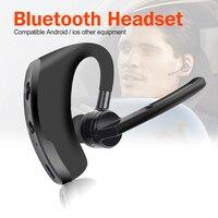 Bluetooth наушники, беспроводные наушники, гарнитура громкой связи для вождения, бизнес-Автомобильная гарнитура, спортивные стерео музыкальные...