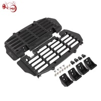 for ktm xc xcf xcw xcfw sx sxf exc excf six day tpi 125 250 350 450 500 2017 2020 motorcycle cnc radiator guard cover protector