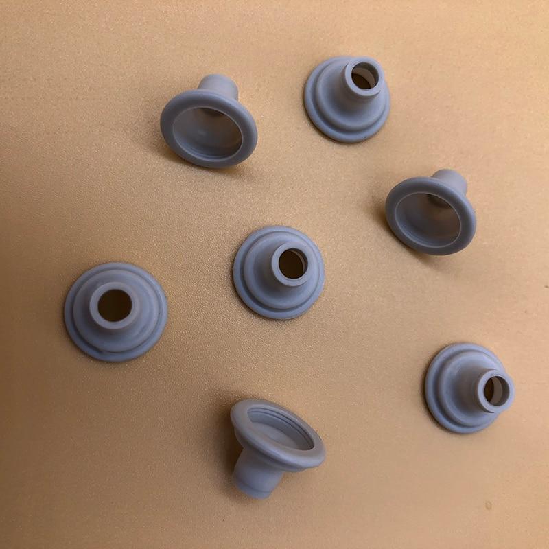 Arandela plástica de junta tórica de goma de silicona a prueba de agua para cepillo de dientes eléctrico Philips HX6730 HX6930 HX9340 6511/6761
