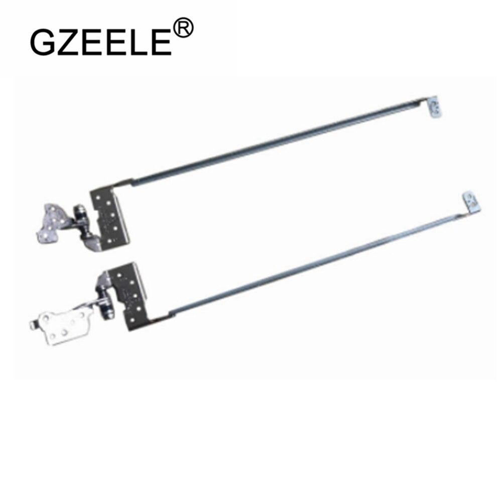 GZEELE-مجموعة مفصلات الكمبيوتر المحمول Lcd ، ملحقات الكمبيوتر المحمول ، لـ Asus A75A A75VB A75VC K75A K75VB K75VC R700A R700V