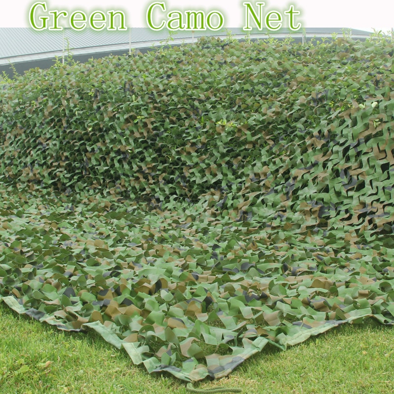 1.5Mx10M/4.9ft x 32.8ft Military Outdoor Camping Netting Shooting Hunting Blinds Sun Shelter Car Cover Background Decoration