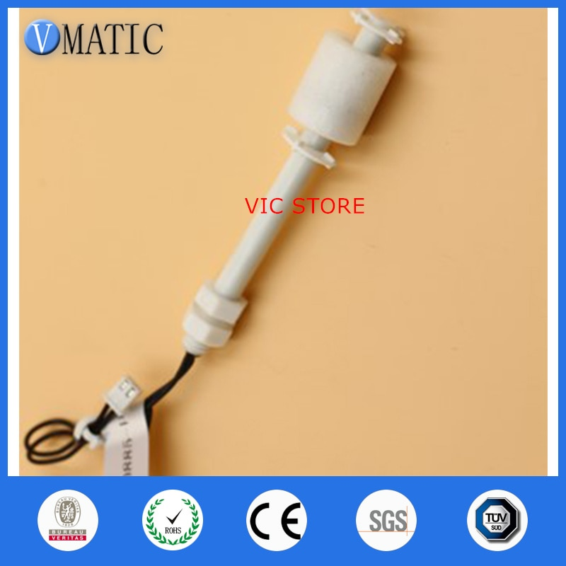 شحن مجاني 5 قطعة VC0885-P البلاستيك نوع المياه التبديل لمبة الكرة تعويم مستوى الاستشعار