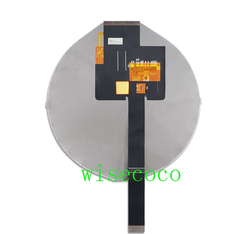 5 inch Round Screen 1080*1080 LCD Display MIPI Controller Board TOP050MIPI10801080R enlarge