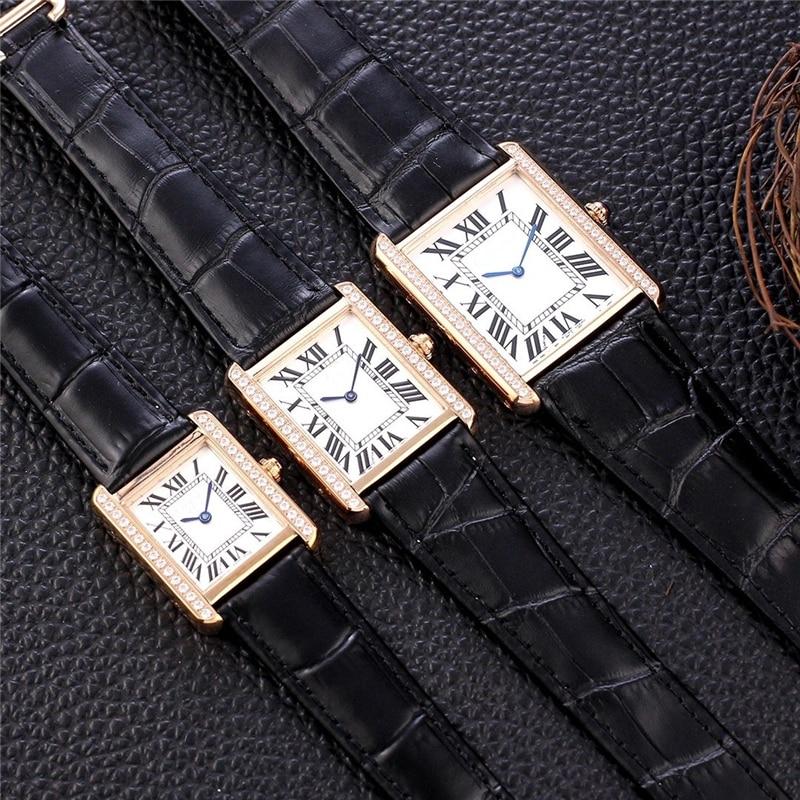 New fashion classic men's high grade business watch waterproof watch wine barrel watch personality WATCH QUARTZ WATCH enlarge