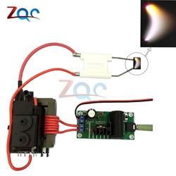 ZVS Tesla катушка Booster Driver Board 20KV высоковольтный генератор плазменная музыка дуги комплекты динамиков + катушка зажигания + спрей точка DIY Kit