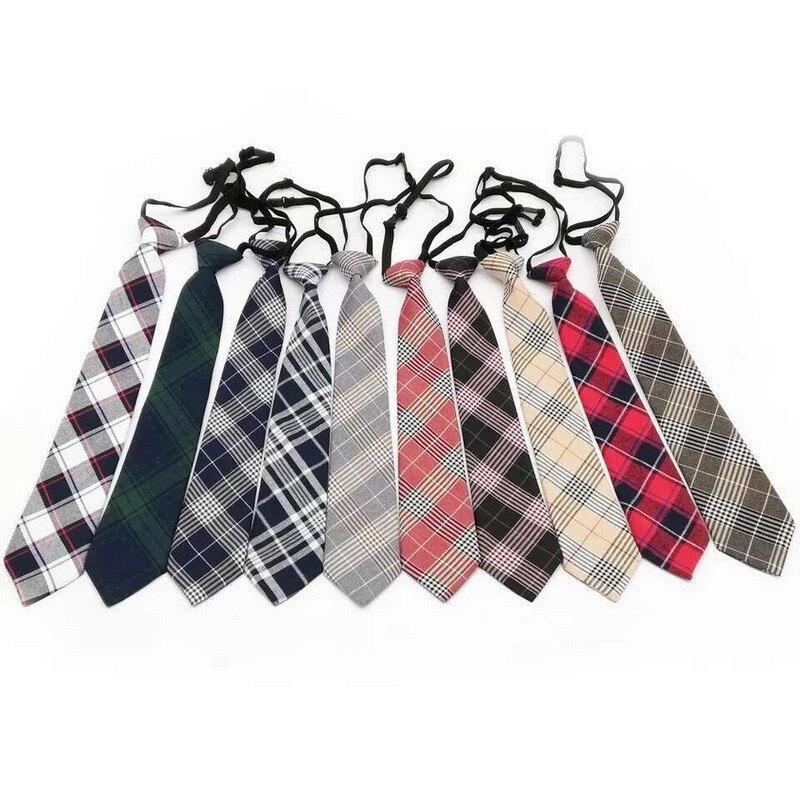 New classic men business formal wedding tie Plaid neck tie fashion shirt Tie accessories 40cm Length Clothes Tie for male Spring недорого
