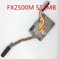 NJJGV YF209 CG129 XF435 FX2500 FX 2500M FX2500M 512MB VGA Video Graphics Card for dell Inspiron M90 9400 E1705 M1710