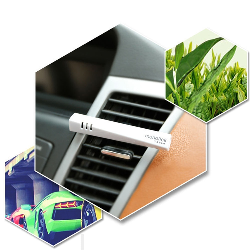 Auto Car Outlet Interior Car Air Freshener Refill Flavoring In Auto Perfume Clip Air Purifier Car Smell Diffuser Fragrance #PY10