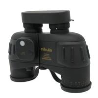 military 7x50 nikula rangefinder binoculars with compass