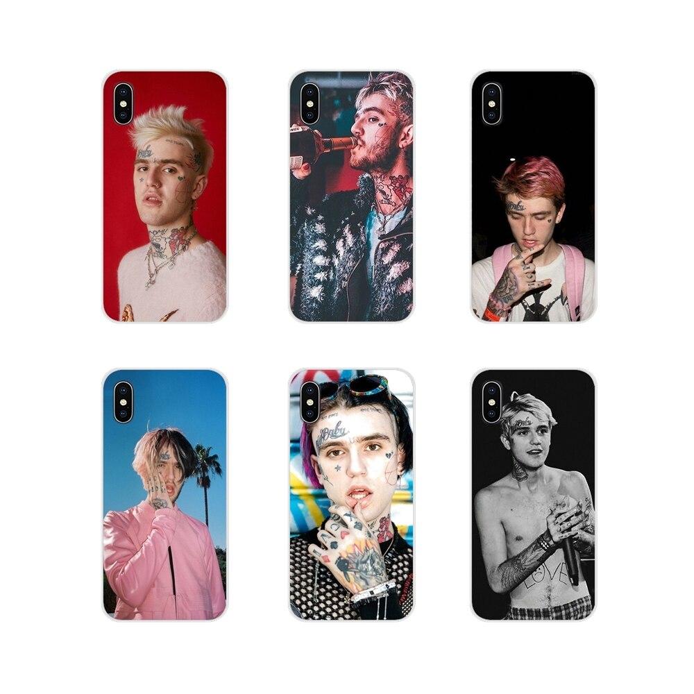 Accesorios fundas de teléfono fundas lirio Peep Rap Lil Bo Peep para Samsung Galaxy A3 A5 A7 A9 A8 Star A6 además, 2018, 2015, 2016, 2017
