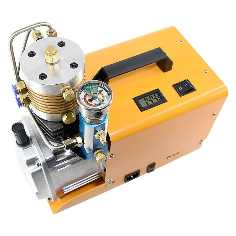 SA Acecare 30Mpa 220V ذكي التحكم ضغط النسخة HPA الهواء مضخة الهواء ضاغط ل الهوائية أيرغون الغوص PCP نافخة