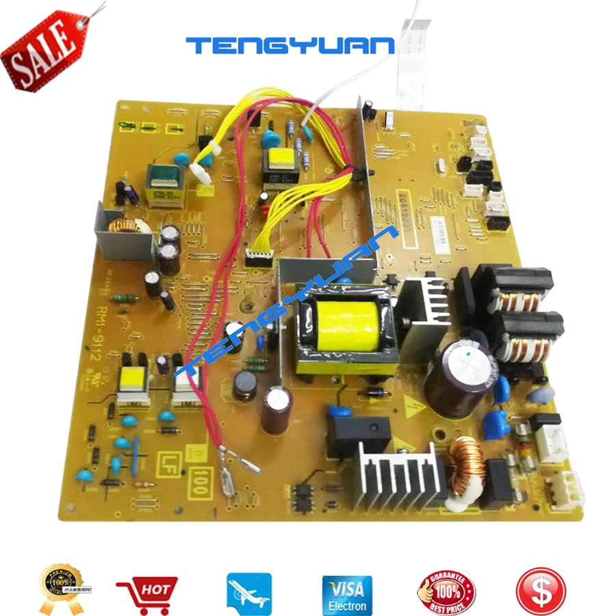100% اختبار الأصلي ل HPm401 Pro400/M401M425 M401D M401N RM1-9037 RM1-9038 RM2-8200 RM2-8199 طابعة أجزاء