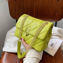 Fashion Shoulder Bags for Women 2021 Designer High Quality Leather Female Luxury Women Small Square