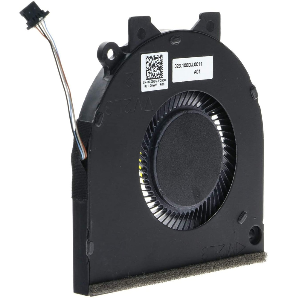 0G0D3G Computer Fans for Dell Inspiron 14 5480 5481 5482 5488 CPU Cooler Fan CN-0G0D3G G0D3G 023.100DJ.0011 connector 4 pin sale