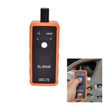 Hot Electronic Auto Tire Presure Monitor Sensor OEC-T5 For GM/Opel TPMS Reset Tool  EL-50448 TPMS Reset Tool