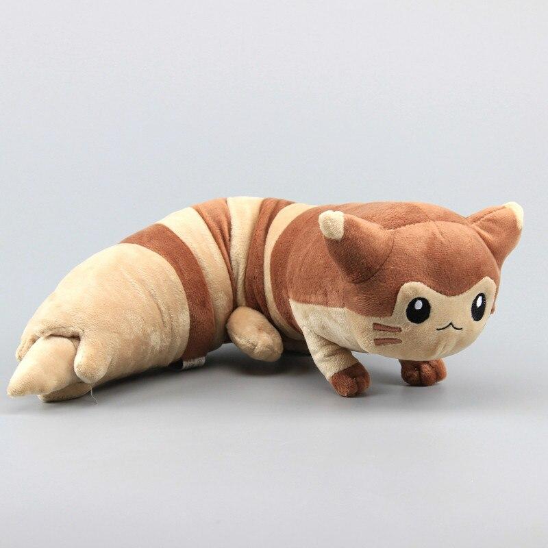 """Nuevo muñeco de peluche bonito peludo de Anime a la moda, juguete de peluche 20 """"45 Cm, juguetes suaves para niños"""