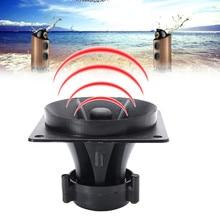 1pcs 85*85*70MM Piezo horn Speaker tweeter Piezoelectric Head Driver Loudspeaker Treble Built-in Buzzer Square Audio Speaker