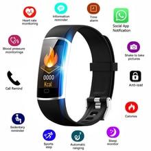 NEW fitness bracelet for man Smart band Measuring blood Pressure Wristband Activity Tracker Heart Rate health bracelet Women