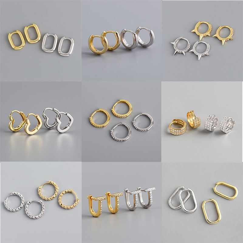 boako-925-стерлингового-серебра-серьги-huggie-во-французском-стиле-«панк»-в-стиле-хип-хоп-с-геометрическим-принтом-женские-серьги-кольца-с-Для-жен