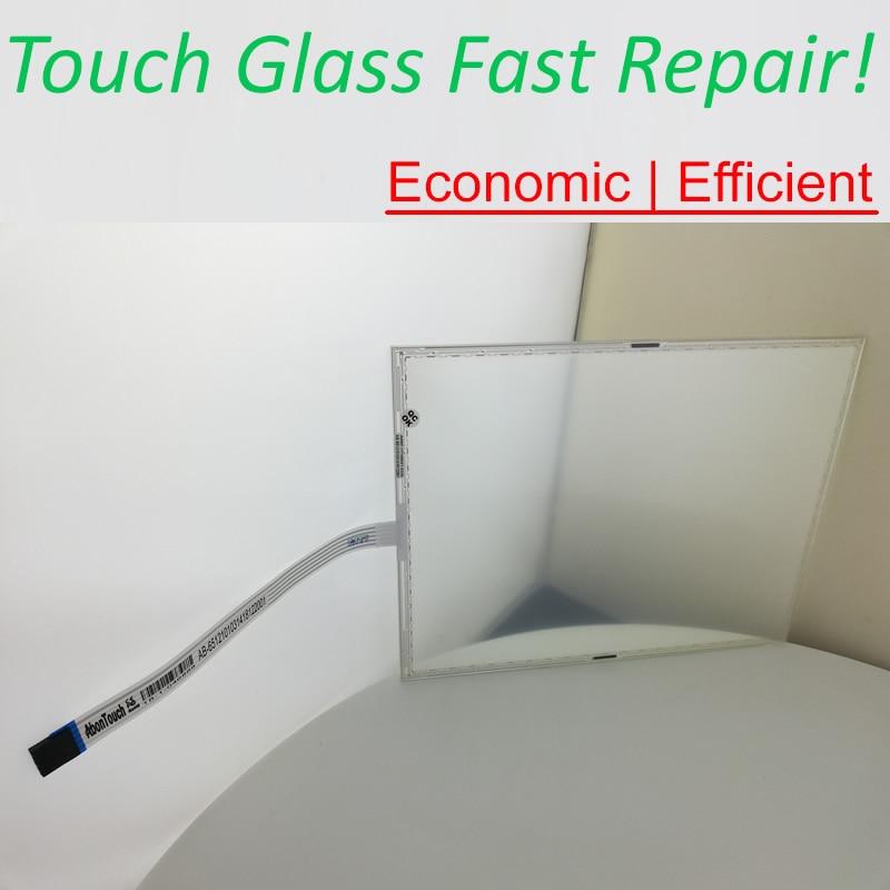 4PP220.1043-B5 زجاج شاشة تعمل باللمس لإصلاح لوحة المشغل B & R HMI ~ تفعل ذلك بنفسك ، لديها في الأوراق المالية