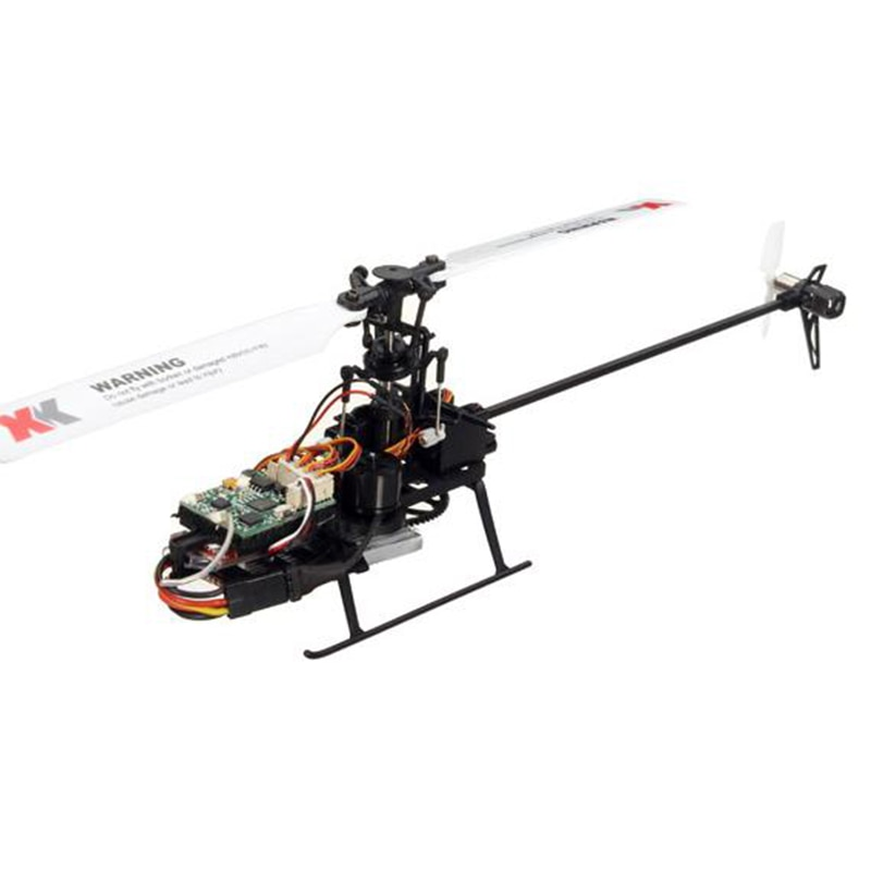 Original WLtoys XK K110 RC Airplanes 2.4G 6CH 3D 6G System Brushless RC Quadcopter RTF / BNF Remote Control Toys For Kids Gifts enlarge