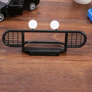 Горячая Распродажа комплект для бампера простой прочный металлический передний Кубок с верблюдом бампер формовка транспортного средства фитинги для TRX-4 Rc4wd осевой вентилятор