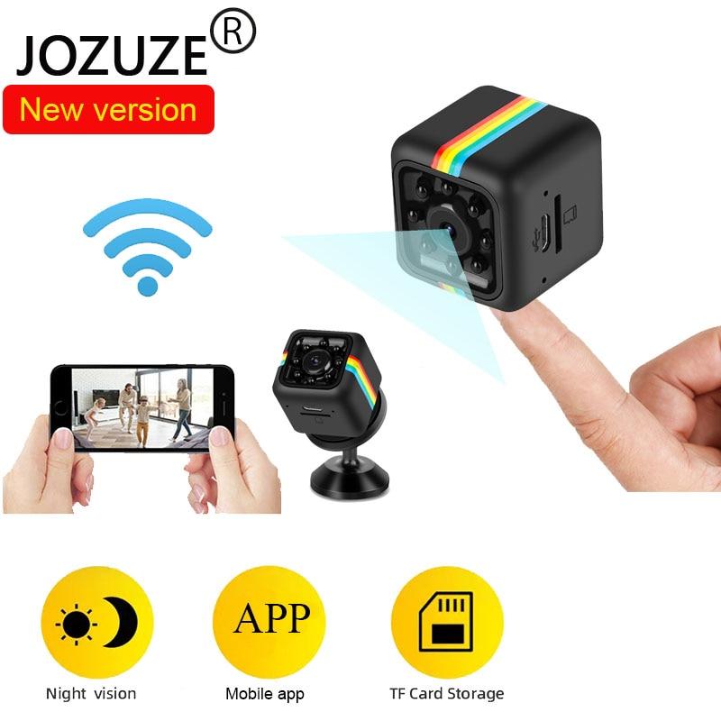 SQ11 Mini Camera 1080P HD ip camera Night Version Voice Video Security Wireless Mini Camcorders surveillance cameras wifi Camera