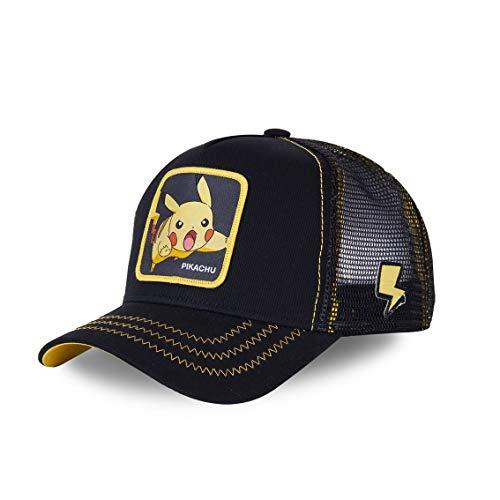 Capslab Pikachu gorra de camionero Pokemon