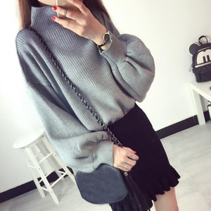 2021 Hot Selling New Women's Wool Sweater Warm Spring Autumn Winter Casual Long Sleeved Pullover