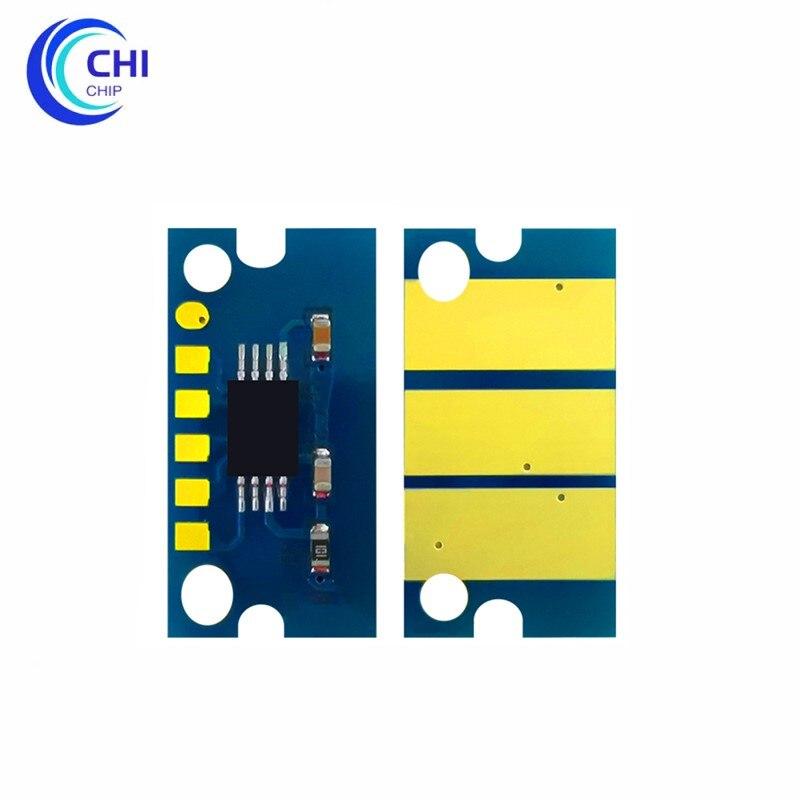 8PCS Magicolor 4650 4600 4690 4695 Toner chip für Konica Minolta Magicolor 4650 4600 4690 Toner Patrone Reset Chip