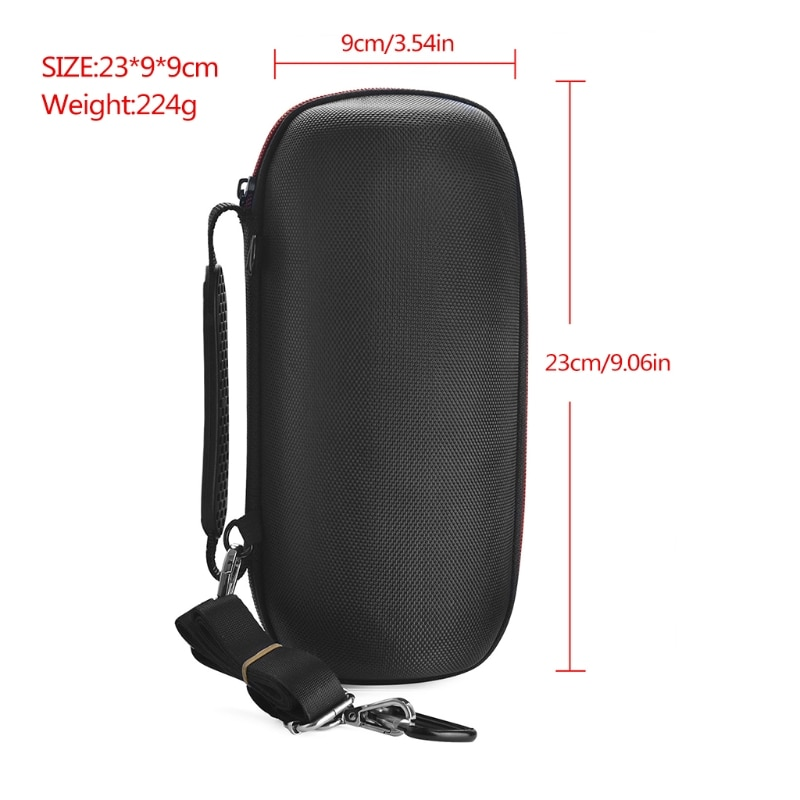 2021 New Portable Hard EVA Carrying Storage Bag Box Travel Case For -JBL KMC500 Bluetooth wireless Microphone System Accessories enlarge