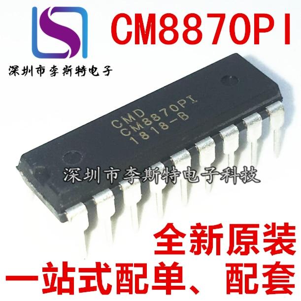 CM8870PI DIP-16 CMD CM8870