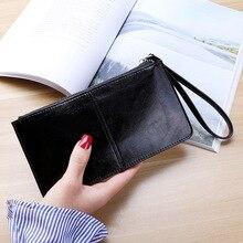 Women Wallet Long Fashion Zipper Clutch Hand Bag 2021 New Mobile Phone Bag Card Holder Coin Purse Th