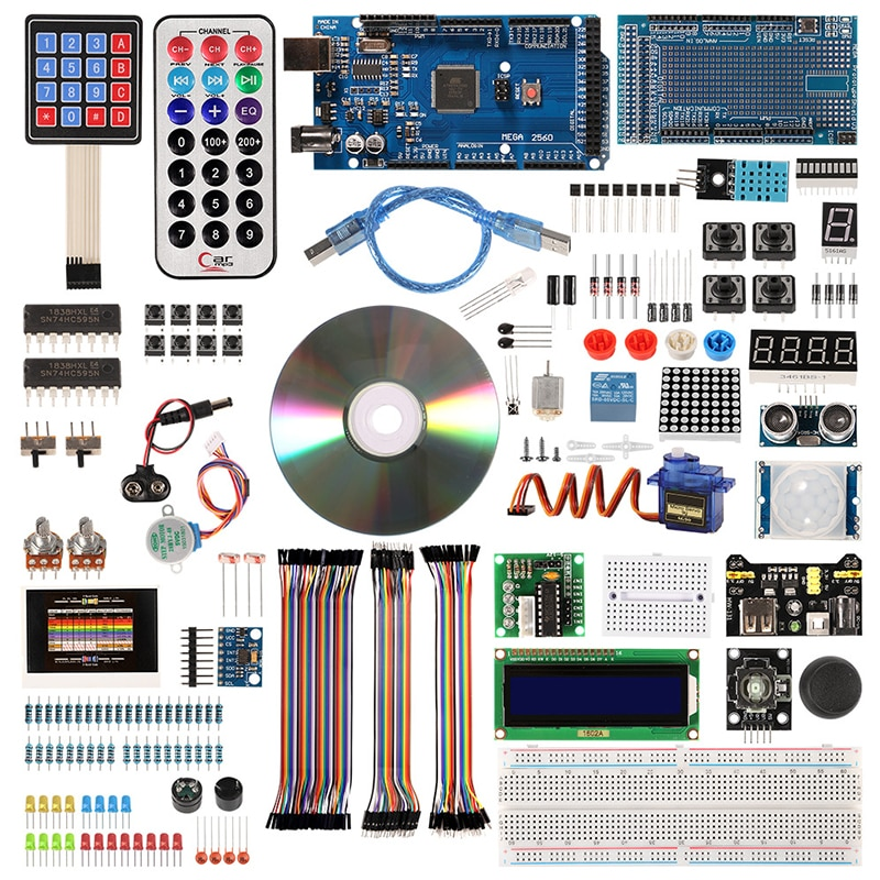 Diy kit Electronics Learning Kit Starter Stepper Motor Arduno  Study Technology science For Boys