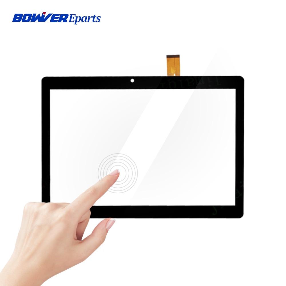 Novo Tablet Touch para 10.1 polegada Digma Avião 1584S 3G PS1201PG Toque digitador touch Sensor de Vidro da tela De toque painel de Vidro